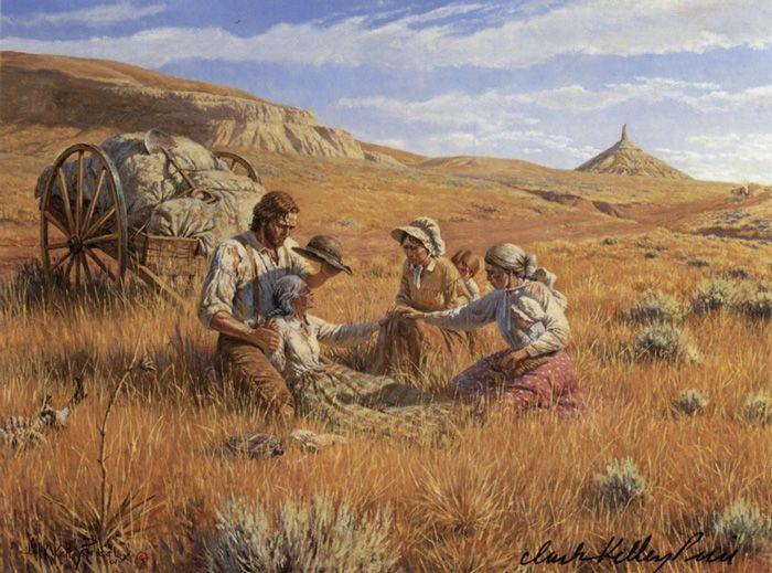 Stories of Mormon Pioneer Wome...