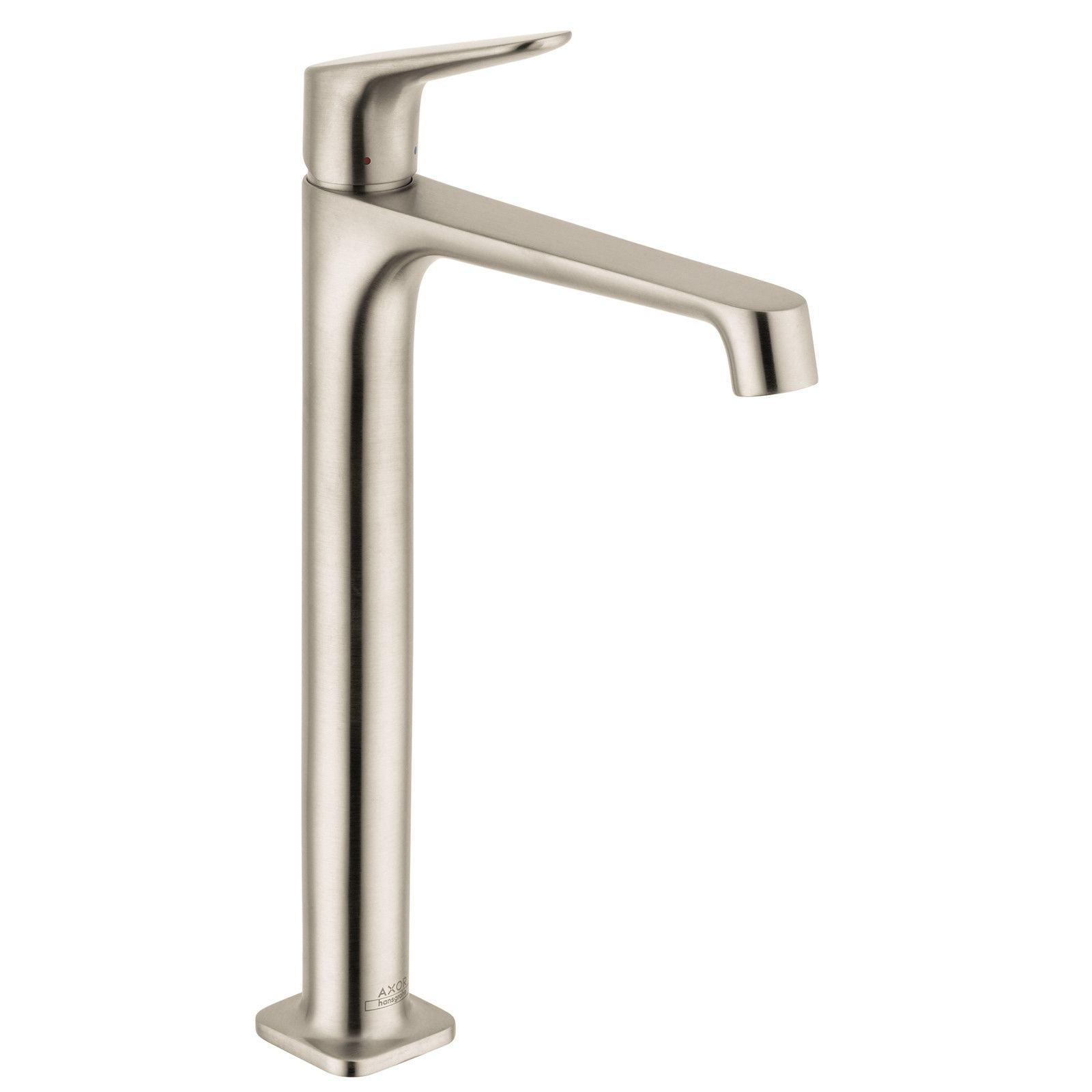Hansgrohe 34120821 Brushed Nickel Axor Citterio M Bathroom Faucet ...