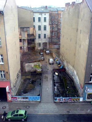 Baulücke Brunnenstr.