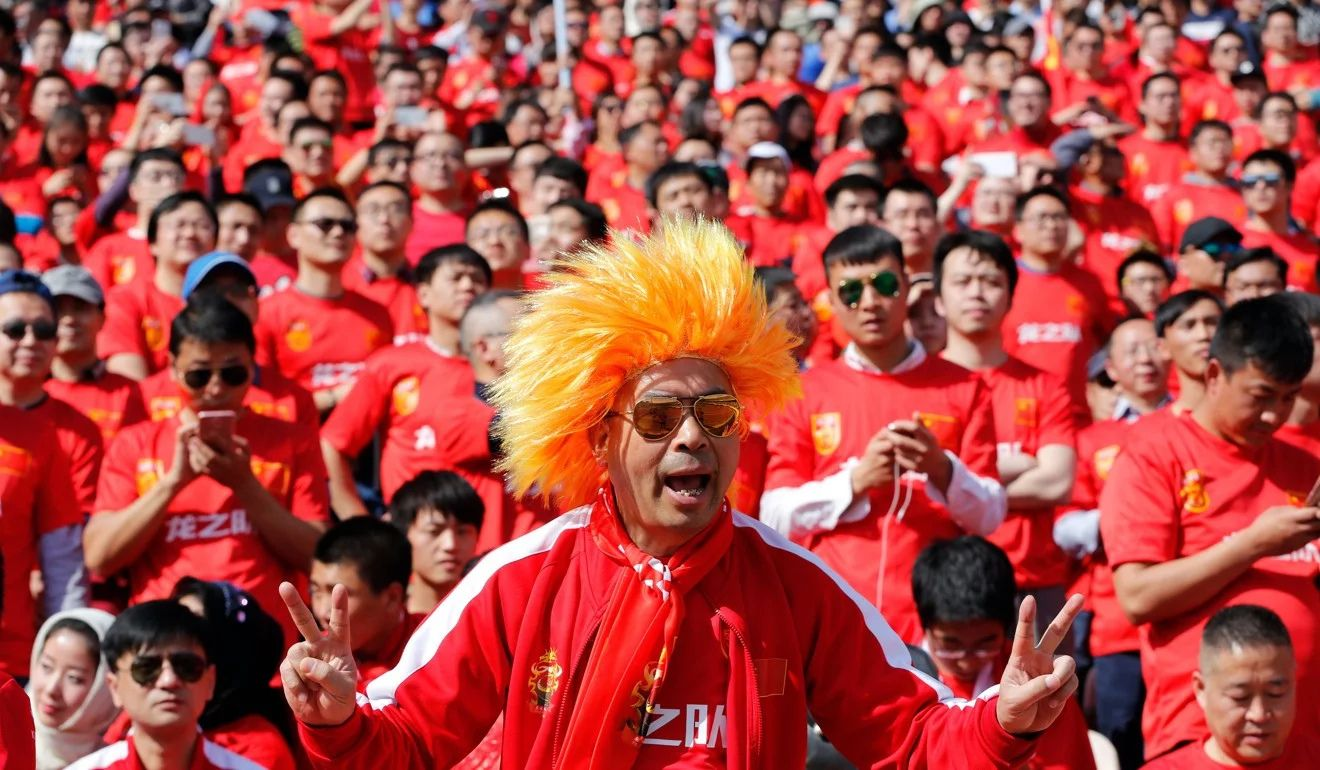 World Cup Betting Fever Sends China Sports Lottery