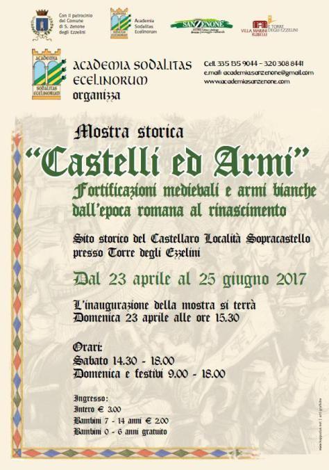 Galleria Medievale: Castelli ed Armi