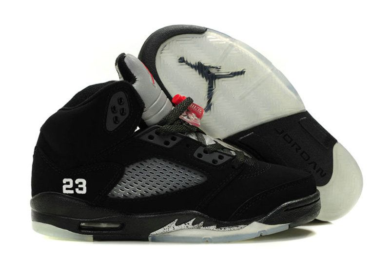 Authentic Cheap Air Jordan 5 Amazing Authentic Cheap Air Jordan 5 (V) Retro  Black