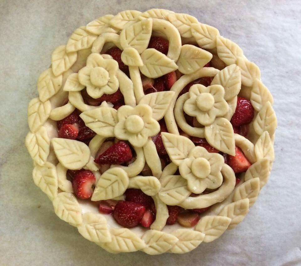 America S Test Kitchen Strawberry Pie