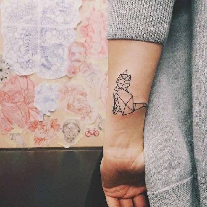 1001 Ideen Zum Thema Katzen Tattoo Aus Denen Sie Eine