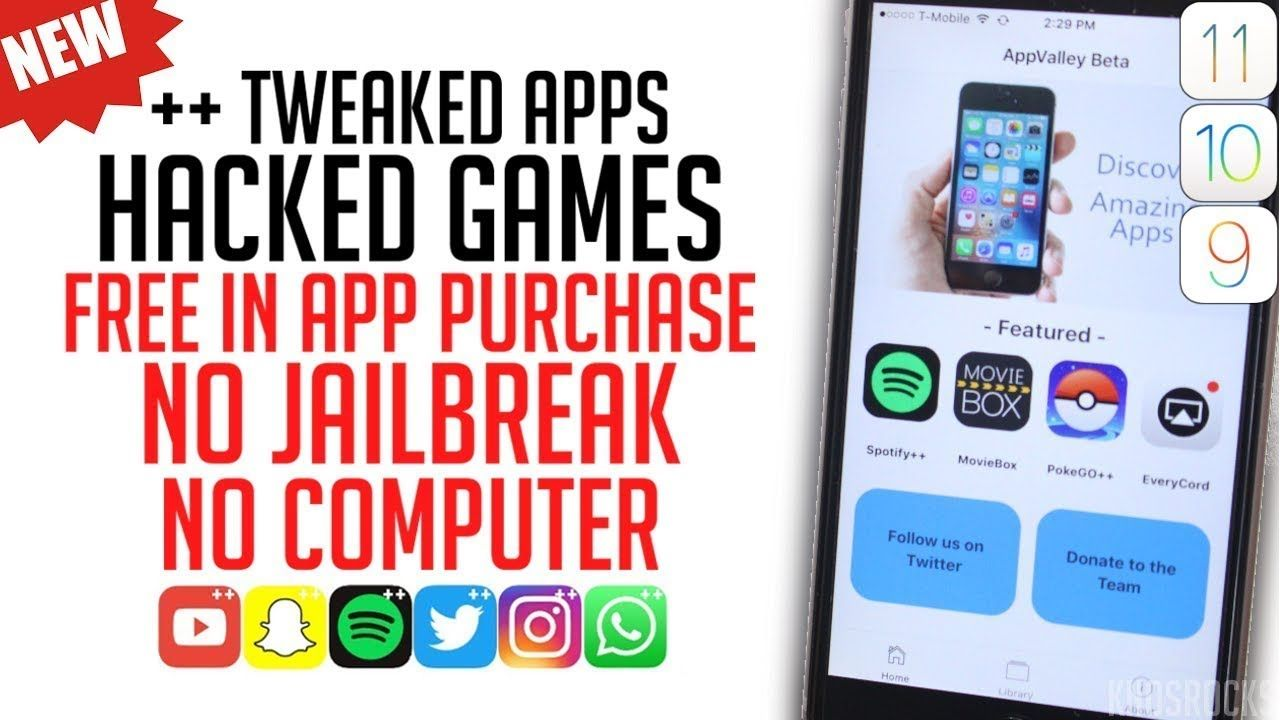 hacks for jailbreak on ipad