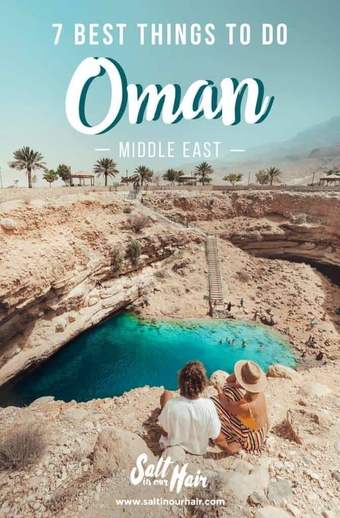 THINGS TO DO OMAN | 7 Absolute Best Things To Do in Oman #middleeastdestinations