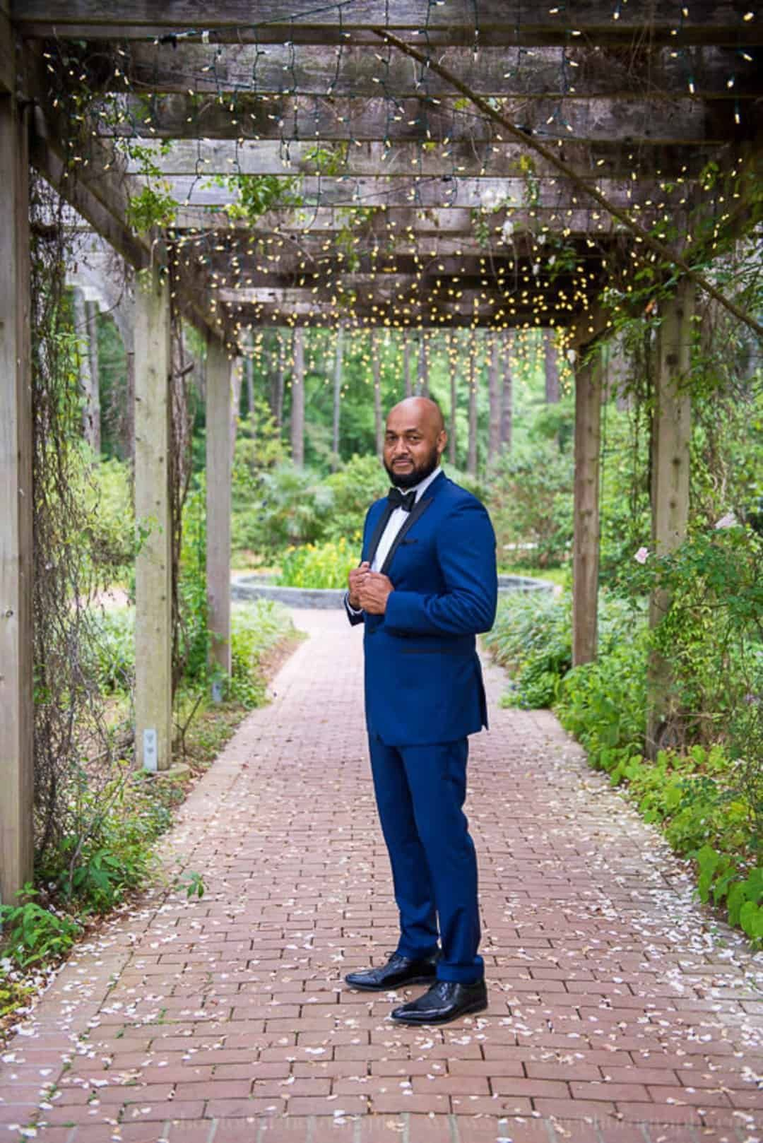 Cape Fear Botanical Gardens Wedding (Fayetteville, NC