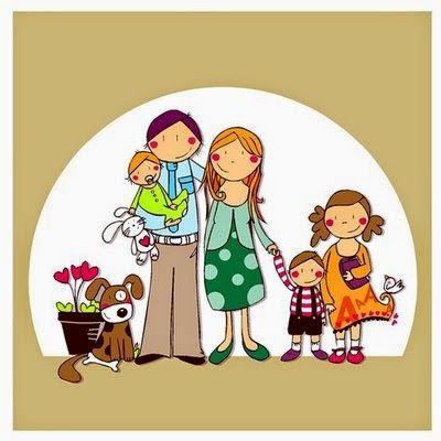 Tus Efemerides 15 De Mayo Dia Internacional De La Familia Imagenes De Familia Familia Dibujos Dia De La Familia