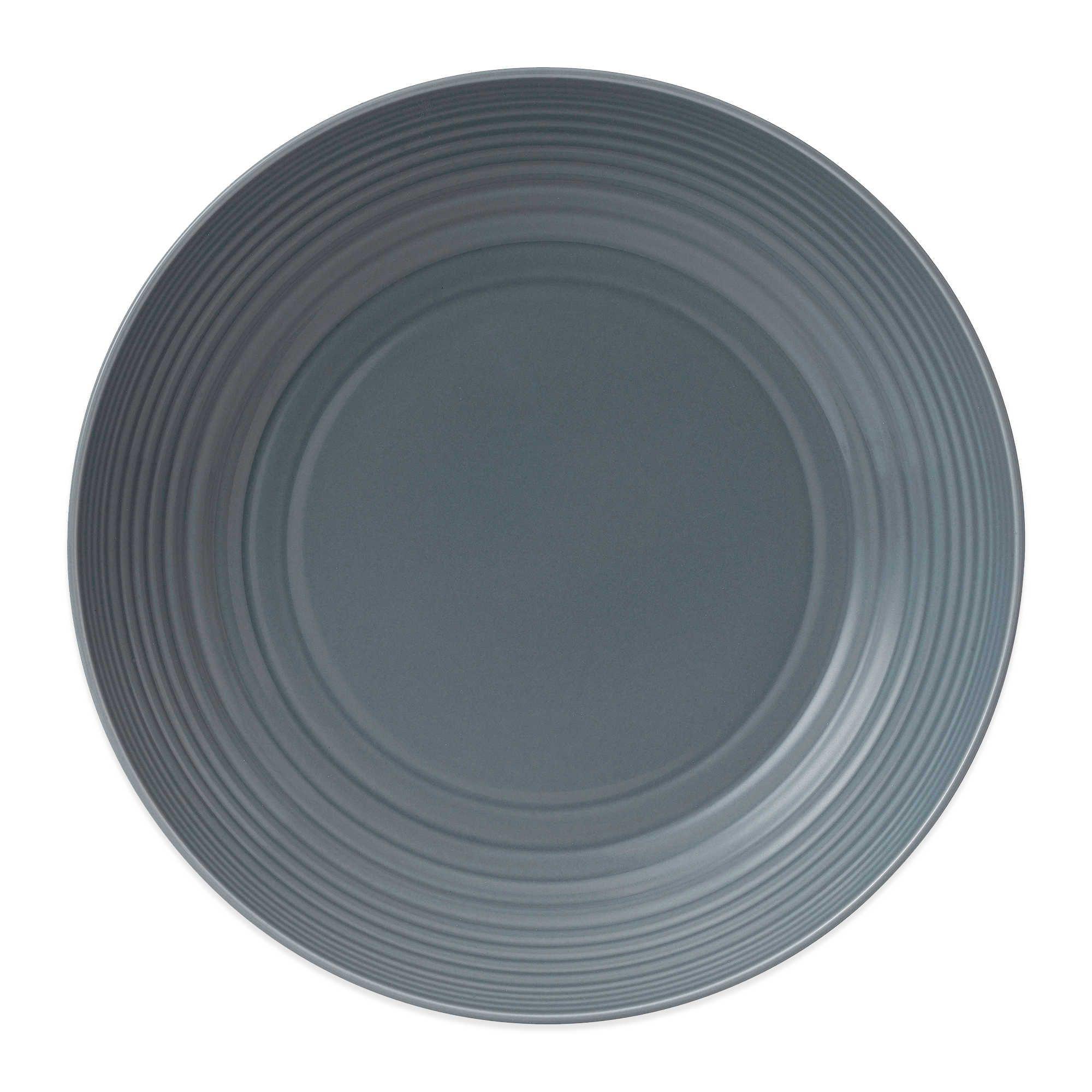 Gordon Ramsay by Royal Doulton® Maze Serving Bowl in Dark Grey