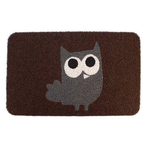 Kikkerland Owl Doormat
