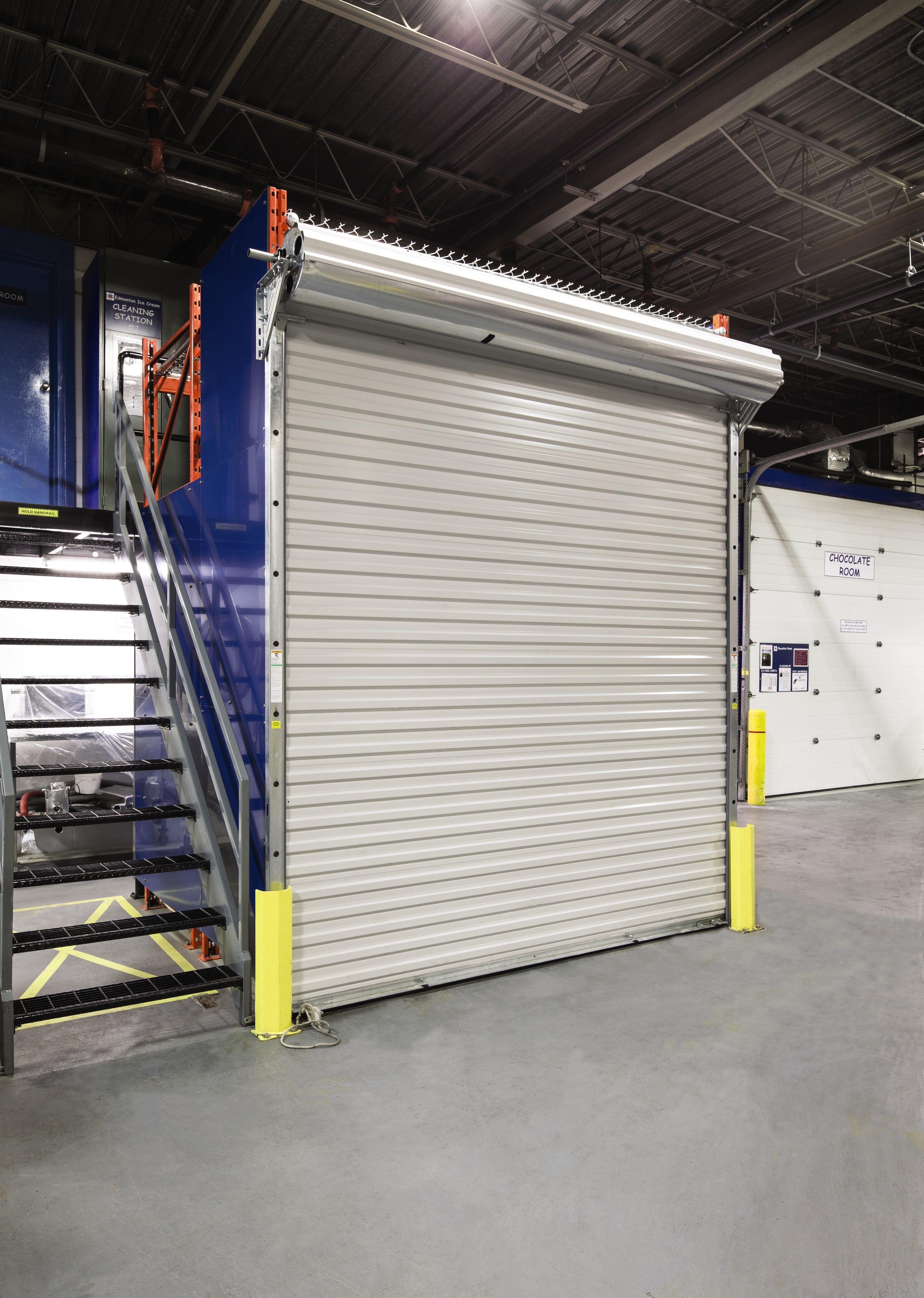 Self Storage Door In 2020 Doors Fire Rated Doors Door Insulation