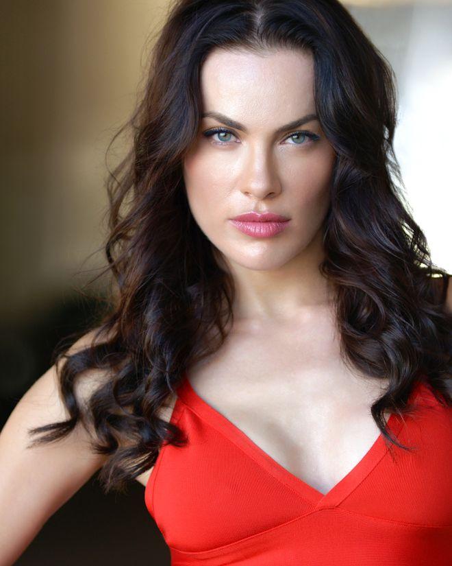Luna Rioumina. Actress, Musician, Model - Russian/Jew from