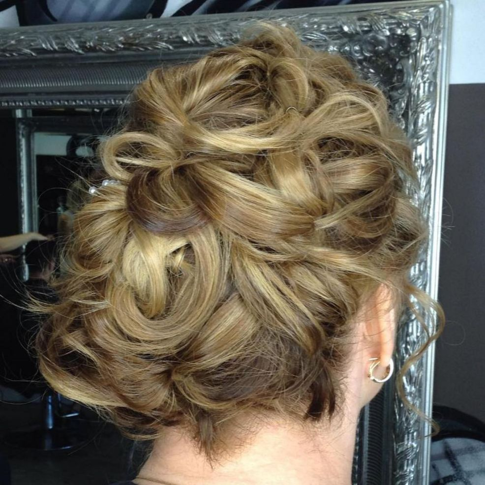 Beehive Hairstyles For Wedding: 50 Ravishing Mother Of The Bride Hairstyles