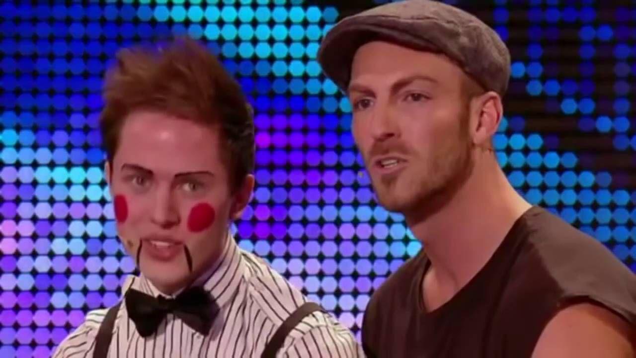 Top 10 Funny Performances Got Talent