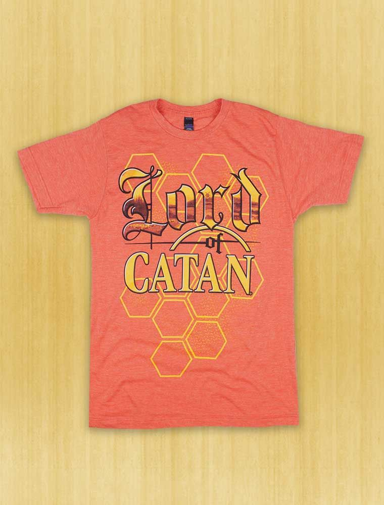 Lord of Catan Vintage T-Shirt