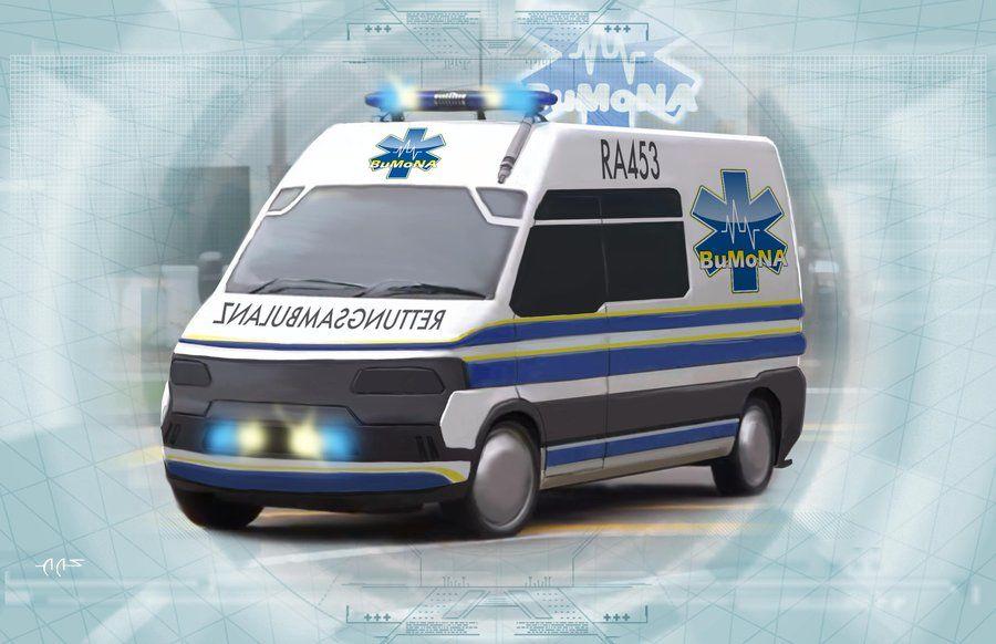 BuMoNa Ambulance, by raben-aas