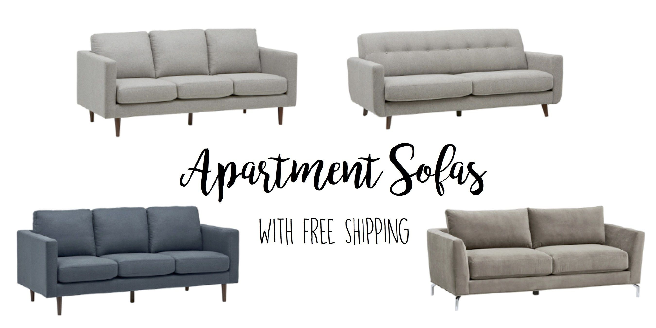Apartment Decorating Cutest Sofas With Free Shipping Diy