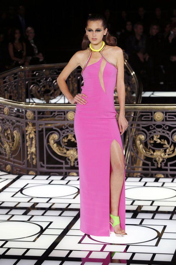 Versace | Versace-Paris Fashion week | Pinterest | Versace, Los ...