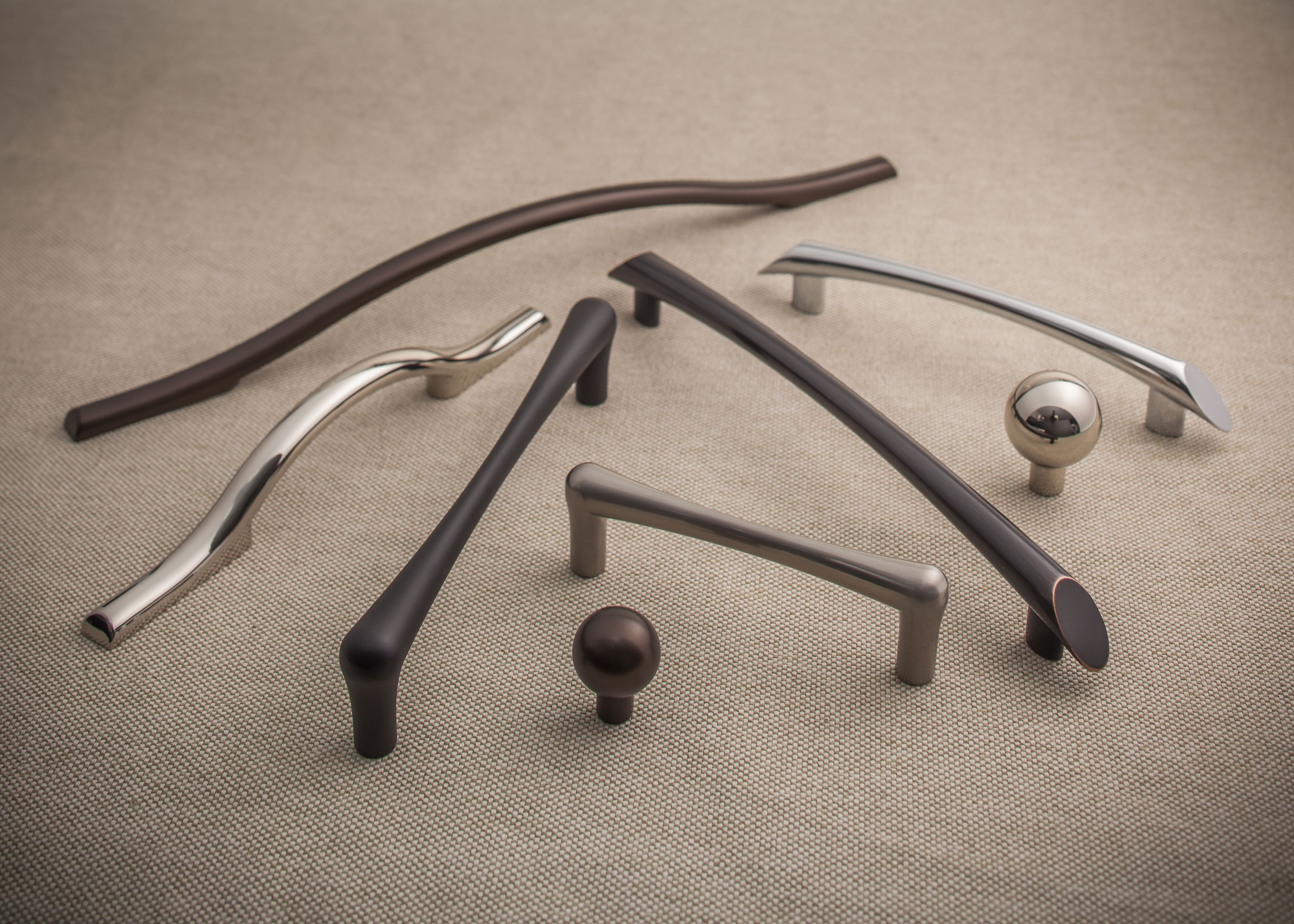 introducing knobs and pulls from the new top knobs barrington