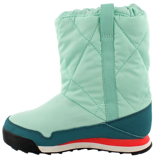 cf1c4bac6a4911 Promotions Kinder Adidas Cw Snowpitch Slip-on Winter Stiefel (Eis grün tech