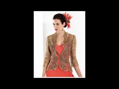 Vestidos de madrina, fiesta y novias en www.lagiocondanovias.com