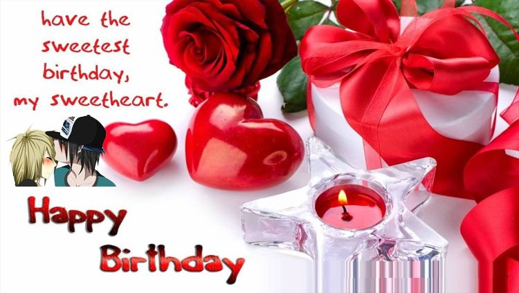 Birthday SMS For Lover
