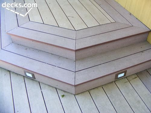 This deck look.