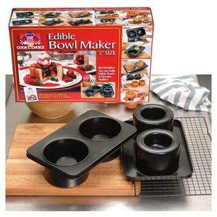 COOKS CHOICE CKC6101 Better Baker 5in Bowl Maker