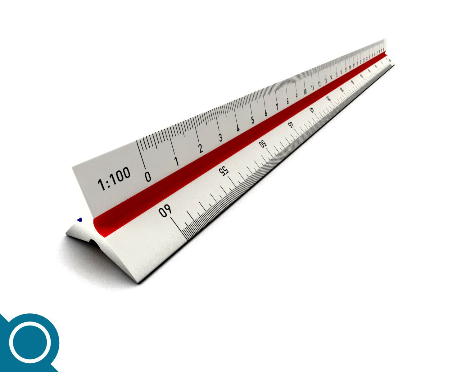 Architect Scale Ruler By Dendrobyte You Can Buy This 3d