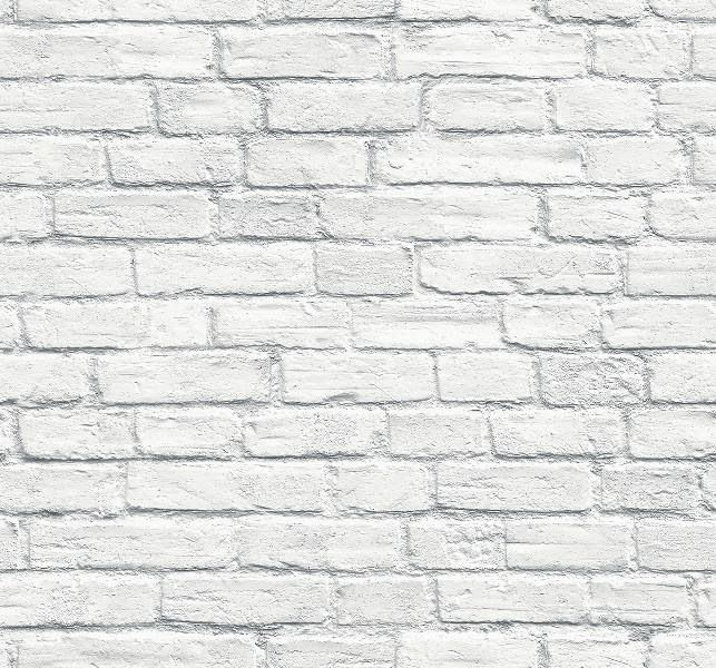 Spencer Colgan Wallpaper Painting 71332 Views How To Install Peel And Stick Wallpaper Correctly Sp White Brick Wallpaper Removable Brick Wallpaper White Brick