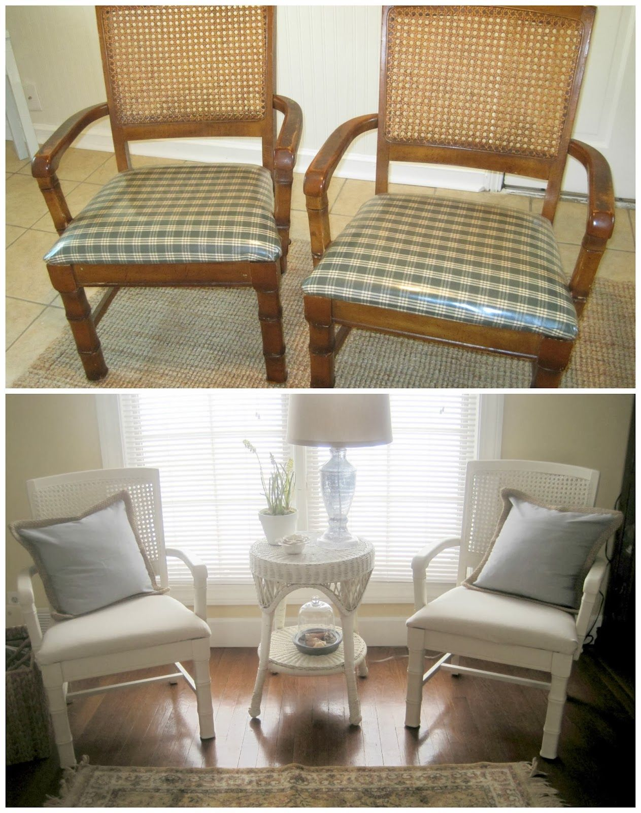It Takes Two Making Over Two Chairs Diy Furniture Couch Decor Diy Furniture Bedroom