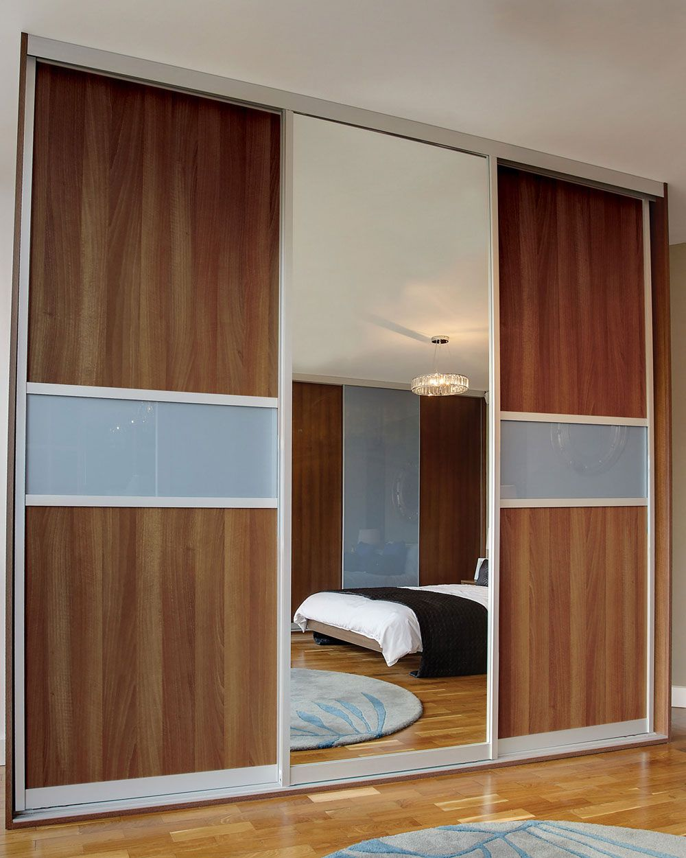 New sliding room dividers soundproof glass wall for loft for Sliding partition walls for home