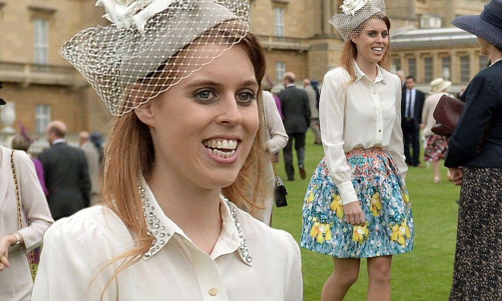 Is Princess Beatrice taking inspiration from the Chelsea