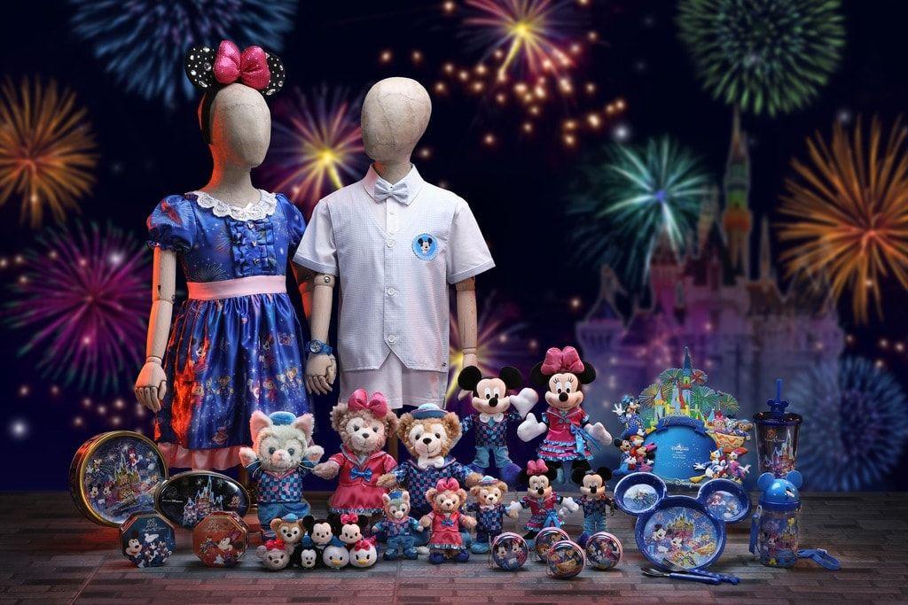 Hong Kong Disneyland Celebrates 12th Anniversary with