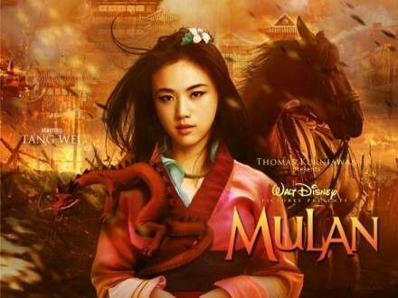 Real Life Disney Princess Mulan Disney Princess Movies Mulan