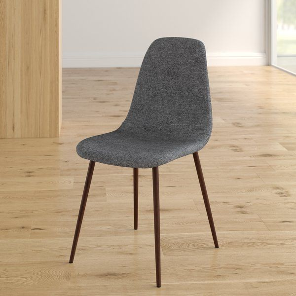 Phenomenal Capasso Upholstered Dining Chair In 2019 Mom And Dads Machost Co Dining Chair Design Ideas Machostcouk
