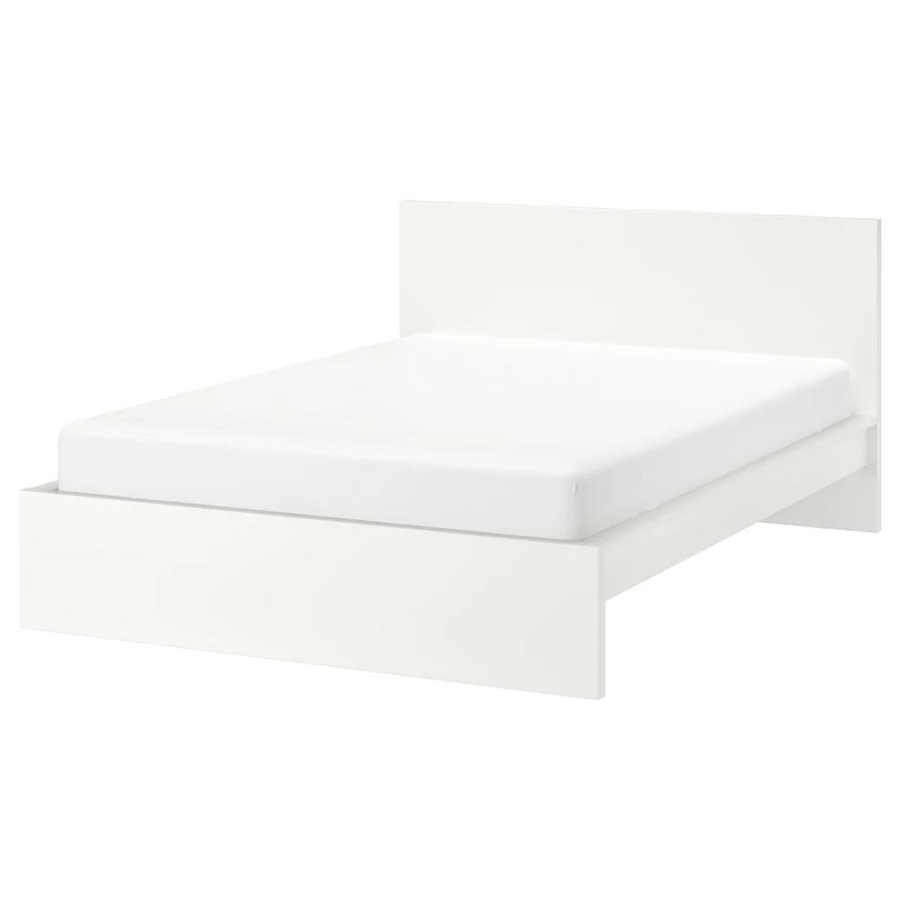 Best Ikea Malm Bed Frame High White Luröy Malm Bed Malm 640 x 480