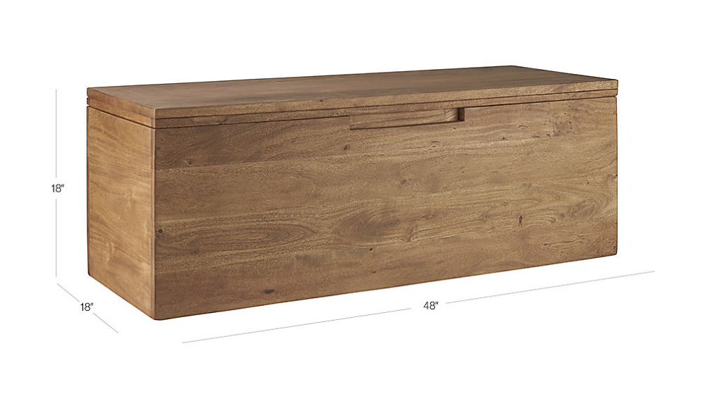 Acacia Wood Storage Bench Reviews Cb2 Storage Bench Bedroom Wooden Storage Bench Modern Storage Bench