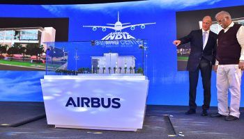 Airbus Is Setting Up Asia S First Fully Owned Training Facility In Aerocity New Delhi India To Support The Country S Growing N Airbus Pilot Training Facility