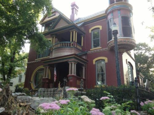 Fort Scott Ks >> 1887 Queen Anne Victorian Home In Fort Scott Ks 1800 S