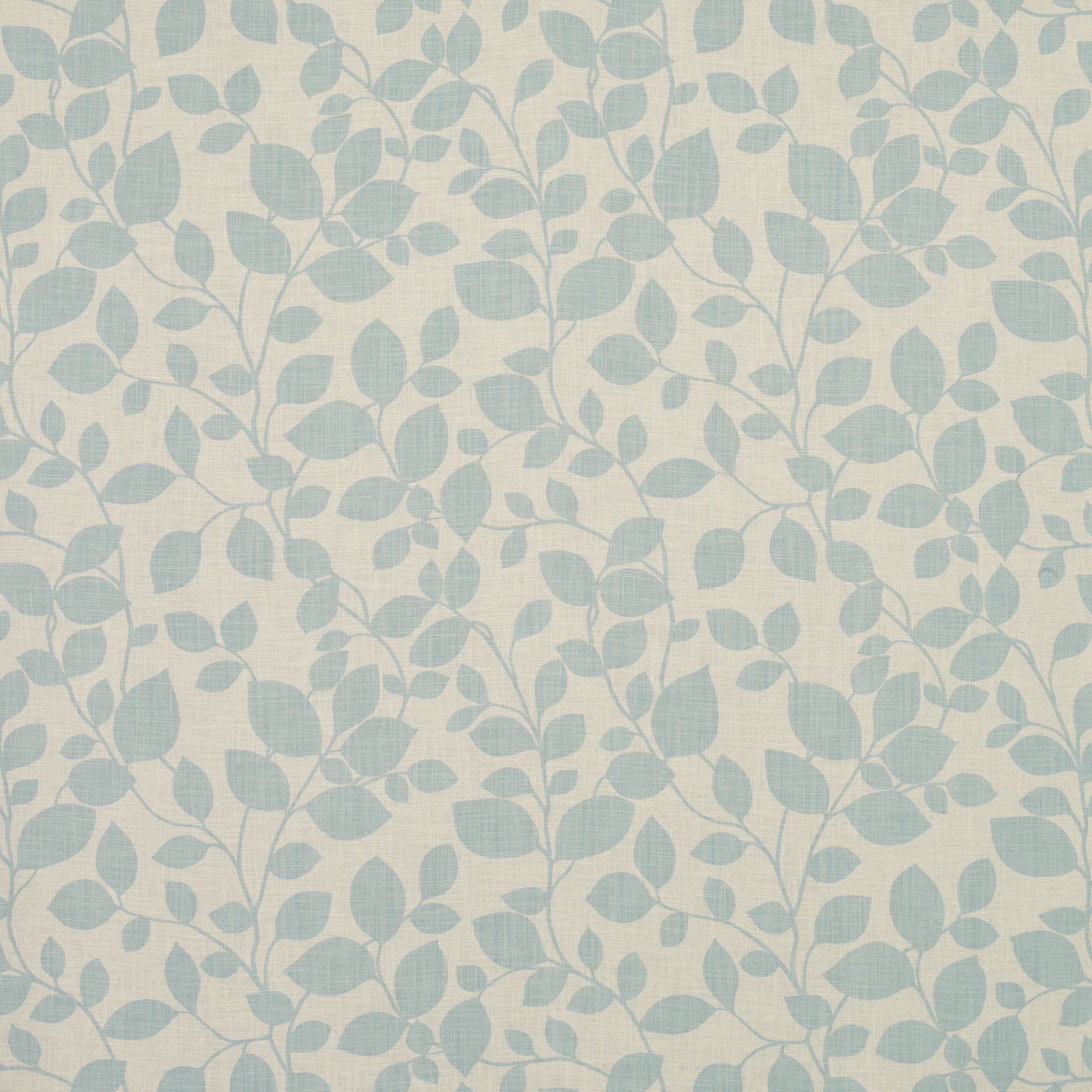 Laura Ashley Chesil Duck Egg Curtain Fabric £14.40 Per Metre