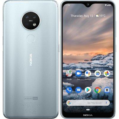 Nokia 7 2128 Gb Ice 4g Lte Best Selfie Camera Nokia Nokia Phone