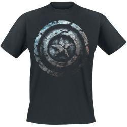 Photo of Captain America Stone Shield T-ShirtEmp.de