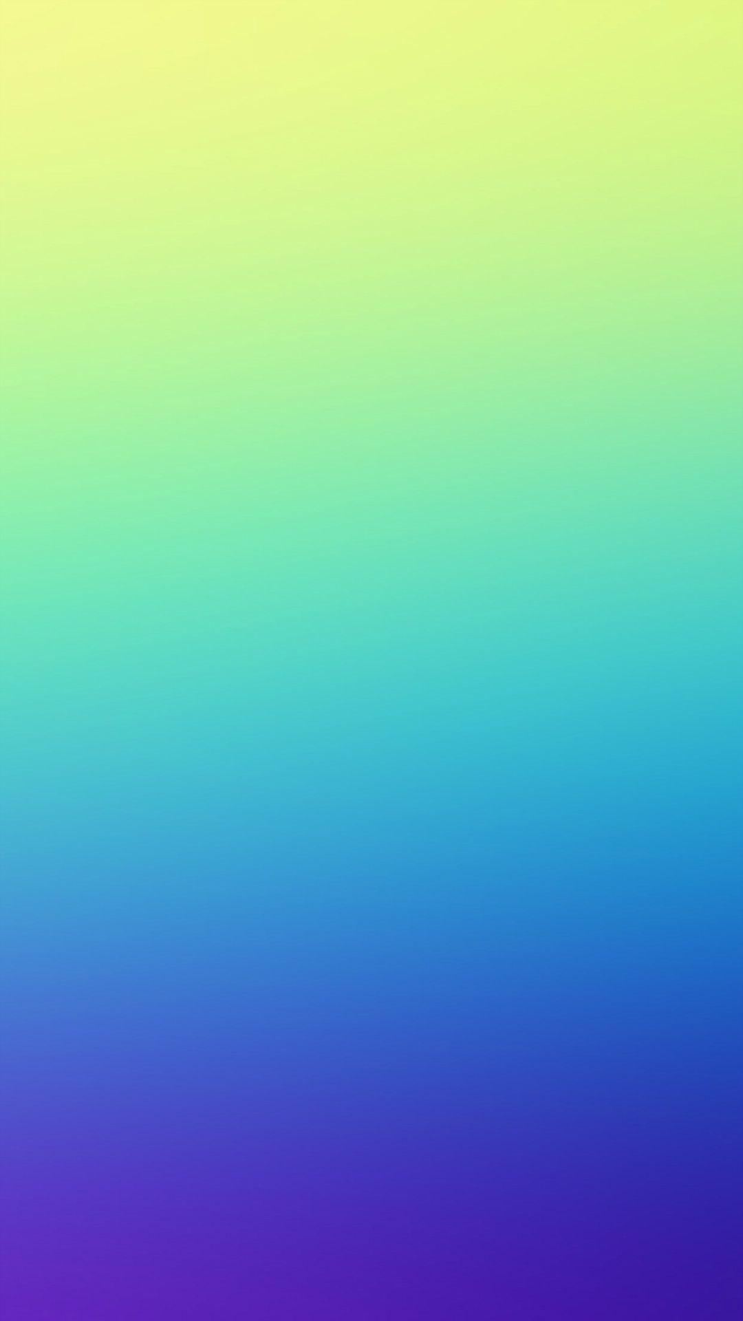 Green Blue Sea Gradation Blur Iphone 8 Wallpapers 색 배경화면 초록