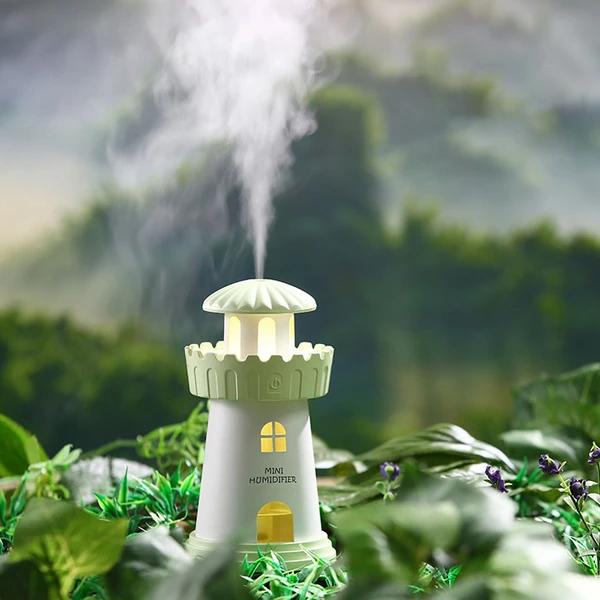 Mini Beacon Humidifier in 2020 Humidifier, Air purifier