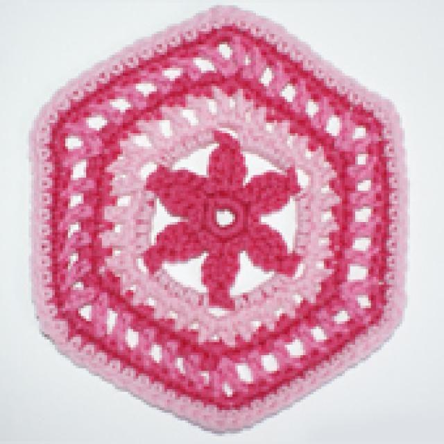 10 Free Hexagon Crochet Patterns Crochet Granny Free Pattern And