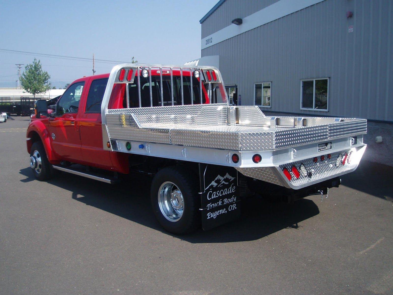 Flatbed Truck Body Plans Custom Truck Beds Pickup Trucks Trucks