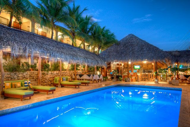 The Coco Beach Hotel Playa Del