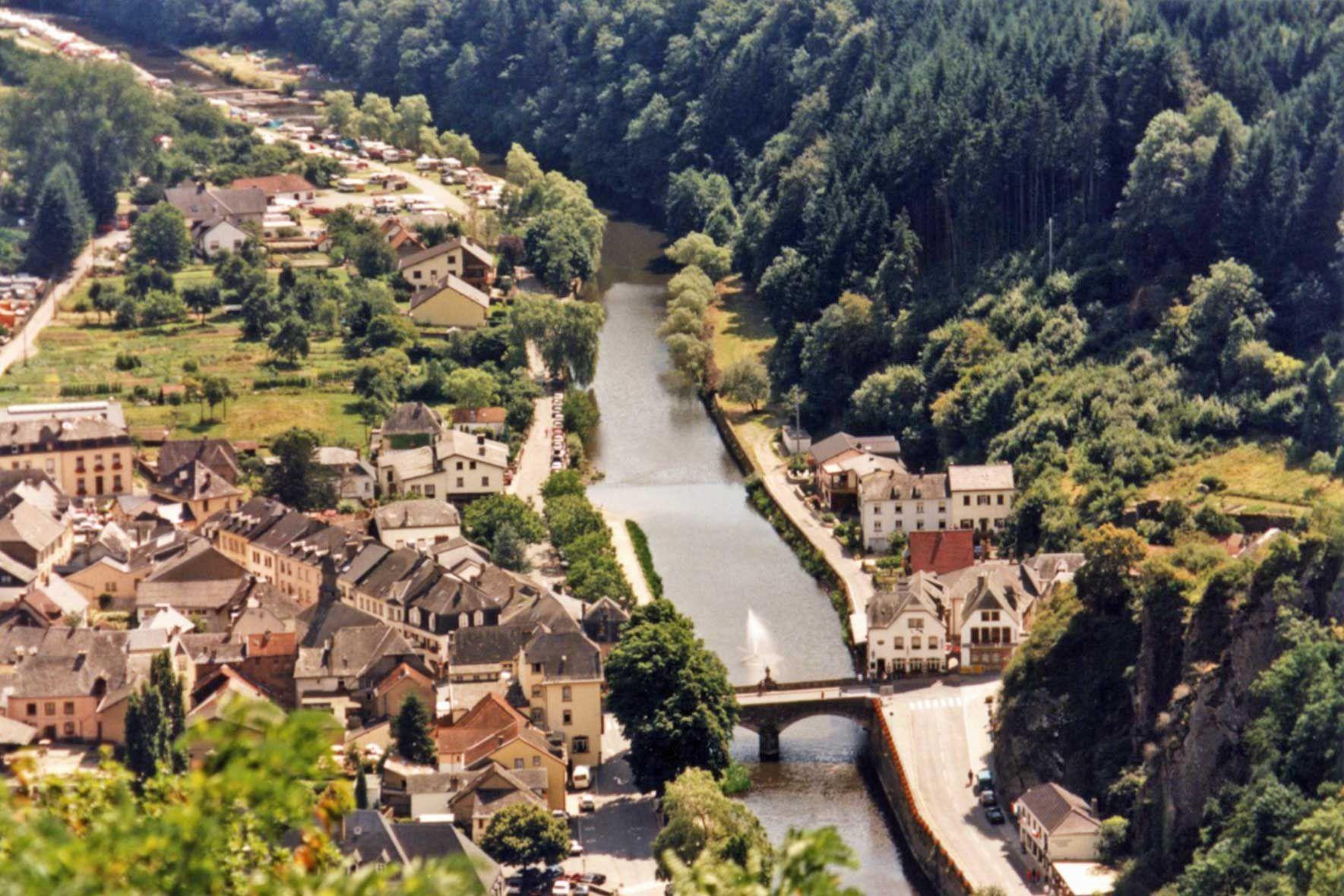 Vianden - Luxemburg