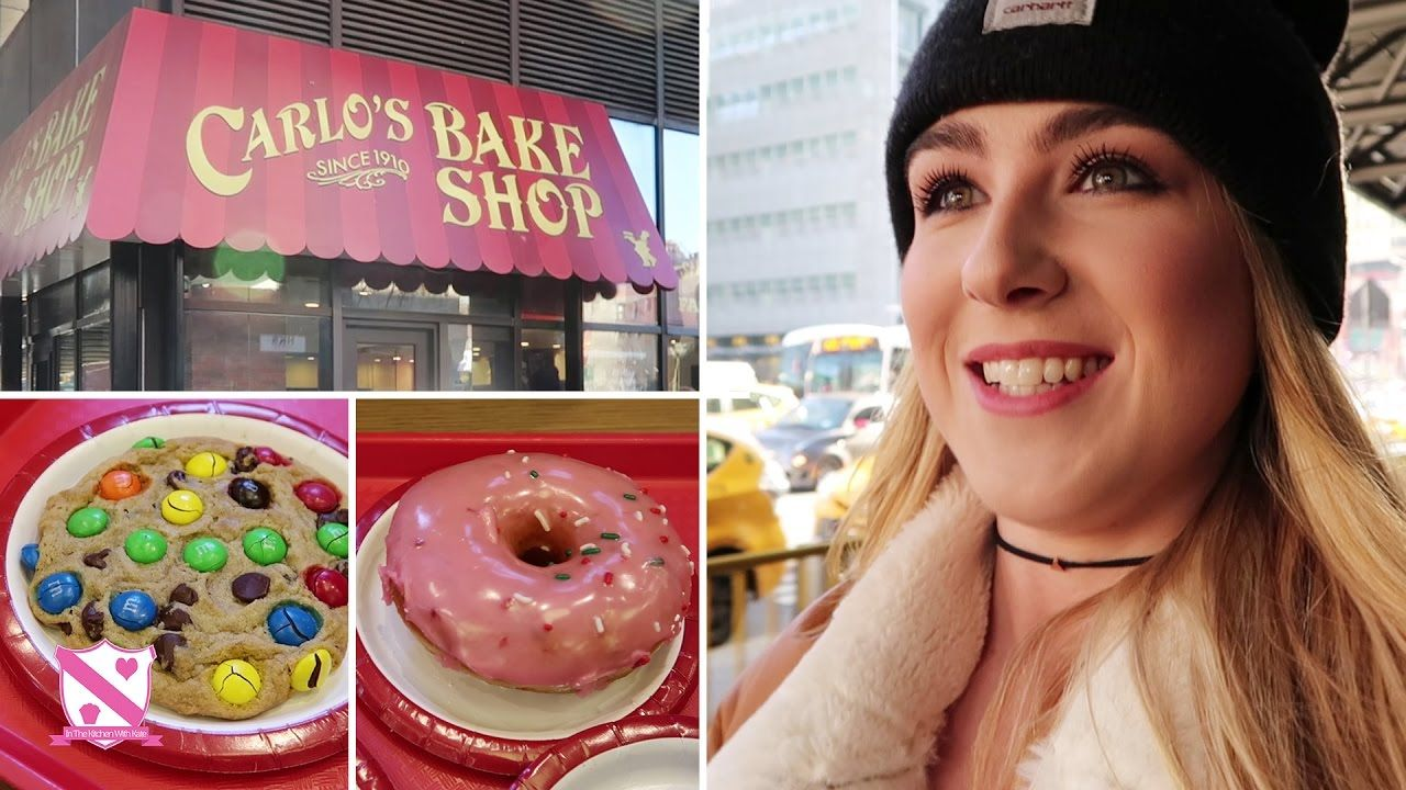 Checking Out Carlo S Bakery Nyc In The Kitchen With Kate
